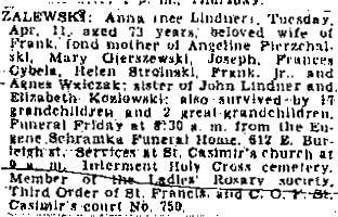 Anna's Death