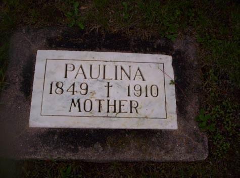Paulina's Death