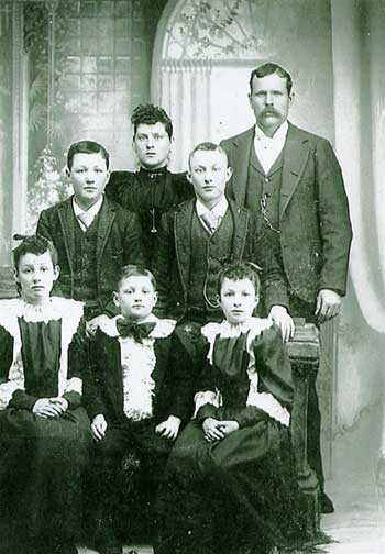 Tom Corrigan Family