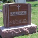 Tombstone Tuesday: Zalewski Family