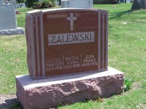 Zalewski Family Stone