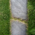 Tombstone Tuesday: Frances Thompson