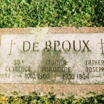 Tombstone Tuesday: DeBroux