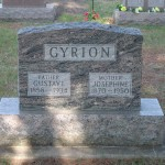 Tombstone Tuesday: Crossing Families