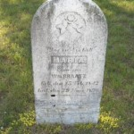 Tombstone Tuesday: Maria BRAATZ