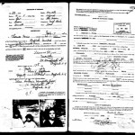 Charles Van Price Passport #1