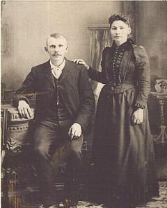 Frank & Margaret Braatz