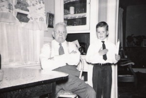 Joseph Troka & Dad