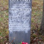 Tombstone Tuesday: Toney