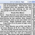 Tip: Searching Milwaukee Newspapers