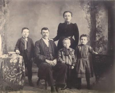 Charles Moran Family