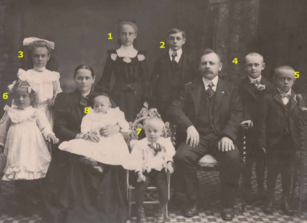 Possible Last Family - Edited