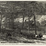 Burning of McPhersonville 1865