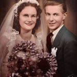 19480828-LeRoy-Marge-Wedding02